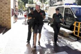 En libertad con cargos el detenido por el incendio en s'Espalmador