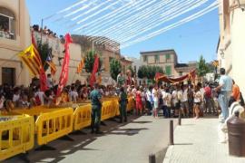Fiestas de Sant Agustí 2016 en Felanitx