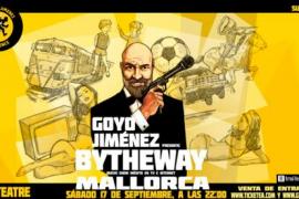 monologo de Goyo Jiménez