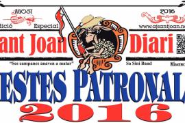 Fiestas patronales de Sant Joan 2016
