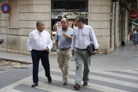 Jucio por la presunta corrupción en la Policía Local de Palma