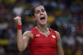 Carolina Marín ya está en semifinales