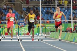 Sergio Fernández cae en semifinales pero supera el récord de España más longevo