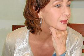 LA ACTRIZ CRISTINA KAUFMANN VISITA MALLORCA 50 AÑOS DESPUES