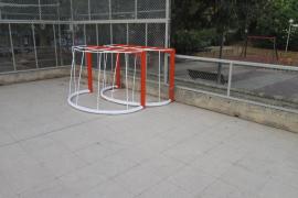 Cort realiza mejoras en la Plaça dels Patins