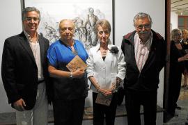 Can Prunera rescata los dibujos de Juan Gallardo