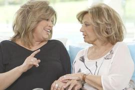 María Teresa Campos y Terelu comparten su día a día en 'Las Campos'