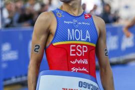 Calvià se vuelca con Mario Mola