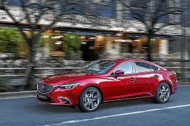 El nuevo Mazda6 estará disponible en Europa este otoño