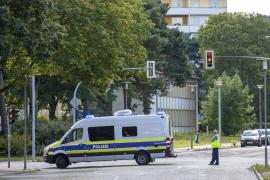 La Policía alemana descarta que el detenido en Brandemburgo planeara atentados
