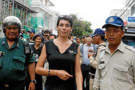 Camboya deporta a una mallorquina