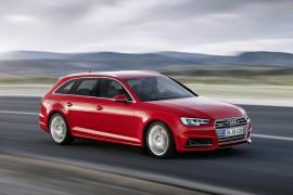 Nuevo A4 KM.0 en Audi Center Palma