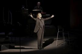 La gran noche de Raphael y la Orquestra Simfònica de Balears, en el Auditòrium de Palma
