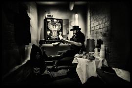 Pep Bonet presenta 'Röadkill Motörhead' en los jardines de La Misericordia