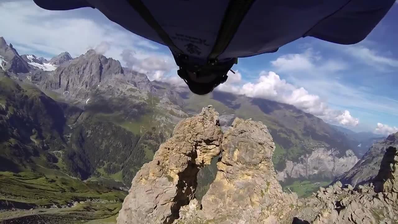 Fallece el saltador base italiano Uli Emanuele en un accidente en Austria