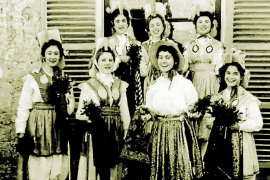 Las mujeres en los Cossiers