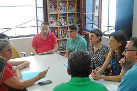 El Ajuntament de Andratx y la familia Porcel dan un impulso al centro dedicado al escritor