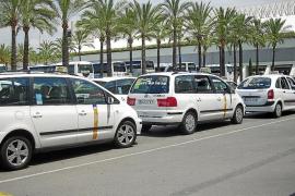 Los taxistas ganan de media de 5.000 a 6.000 euros al mes este verano en Palma