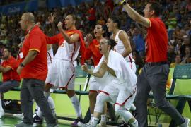 España se asegura la plata olímpica