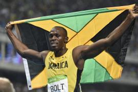 Usain Bolt n Río 2016