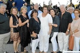 Concert de La Lluna a les Vinyes en Macià Batle