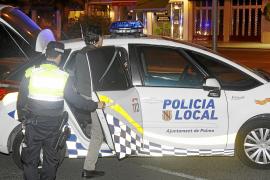 Noche de controles policiales en Palma