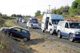 El pleno exige al Consell realizar una actuación urgente en la carretera a Llucmajor