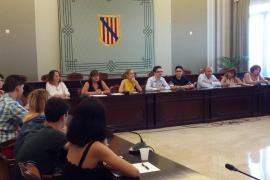 Las asociaciones estudiantiles españolas divulgan en Palma sus derechos