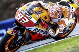 Un espectacular Márquez domina en Brno