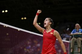 Una gran Carolina Marín conquista el sexto oro para España