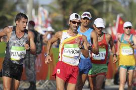 Bragado, el atleta masculino con más participaciones olímpicas