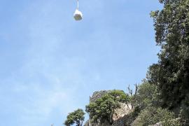 ALARO. PATRIMONIO. OBRAS DE REHABILITACION DEL CASTELL D'ALARO - CASTILLO DE ALARO.