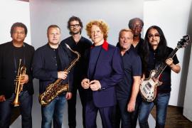 La Plaza de Toros de Palma acogerá este sábado la gira 'Big Love' de Simply Red