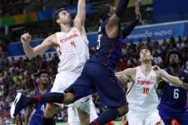 España luchará por el bronce tras caer ante EEUU