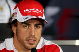 Fernando Alonso afronta «sin miedo» la recta final del Mundial