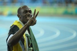 Usain Bolt suma otro oro a su palmarés tras el triunfo de Jamaica en el 4x100