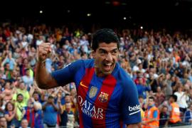 El Barça se divierte y golea al Betis
