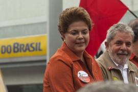 La duda en Brasil hoy es si Dilma Rousseff ganará en la primera vuelta
