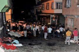 El autor del atentado suicida en Turquía era un menor de entre 12 y 14 años