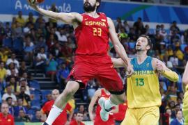 España se lleva el bronce tras ganar a Australia en un final de infarto (89-88)