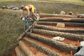 Carlos Coloma cierra el medallero español con un bronce en mountain bike