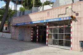 El párking de la plaza Mallorca de Inca será gratis hasta resolver la propiedad de 99 plazas