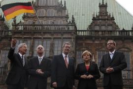 Alemania da por concluida la I Guerra Mundial tras pagar sus últimas deudas