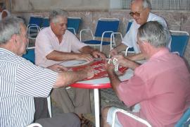 Una riña que rompió la baraja en Palma