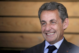 Nicolas Sarkozy anuncia su candidatura a las elecciones presidenciales francesas