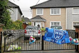 La mafia irlandesa asesinó a otro padre de familia inocente en un bar de Dublín