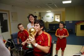 Mallorca revive la ilusión del Mundial