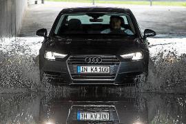 Audi alcanza la prueba de corrosión y envejecimiento