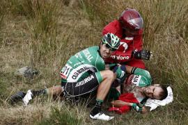 La Vuelta se queda sin mallorquines