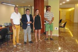 Can Bauçà abre sus puertas como oficinas municipales tras doce años de espera